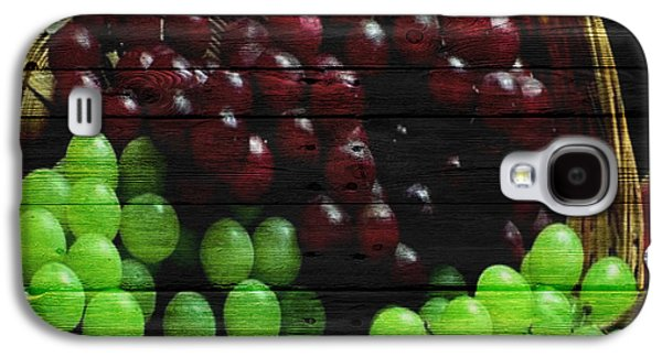 Tangerines Galaxy S4 Cases - Fruit Galaxy S4 Case by Joe Hamilton
