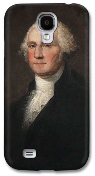 George Washington Galaxy S4 Case by Rembrandt Peale