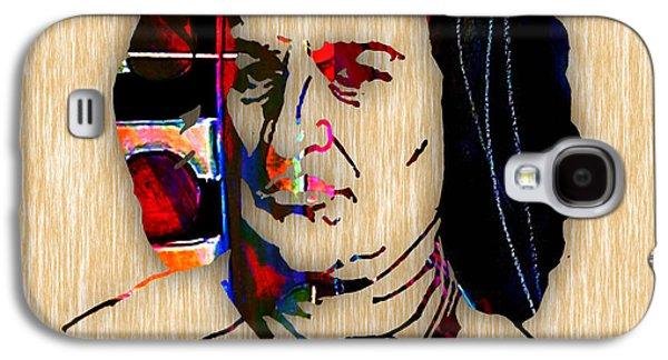 Johann Sebastian Bach Collection Galaxy S4 Case by Marvin Blaine
