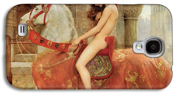 Buy Galaxy S4 Cases - Lady Godiva Galaxy S4 Case by John Collier