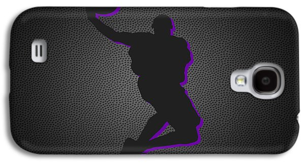 Kobe Galaxy S4 Cases - Los Angeles Lakers Galaxy S4 Case by Joe Hamilton