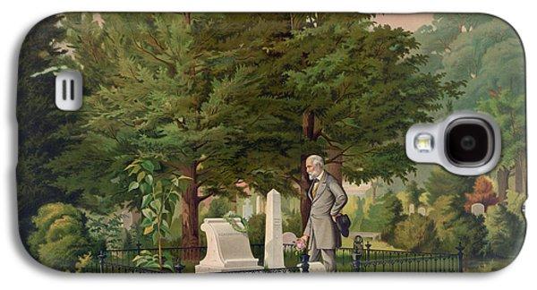 Robert E Galaxy S4 Case by Granger