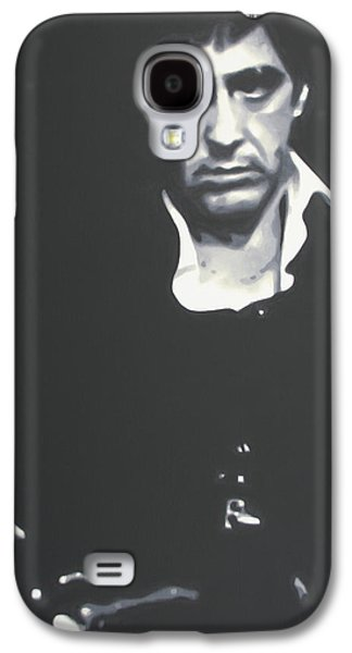 Scarface 2013 Galaxy S4 Case by Luis Ludzska