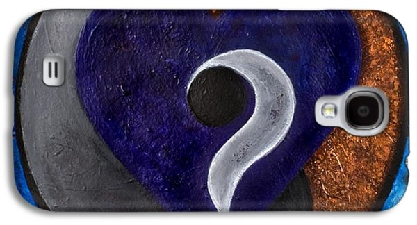 Yang Galaxy S4 Cases - Untitled Galaxy S4 Case by Sabira Manek