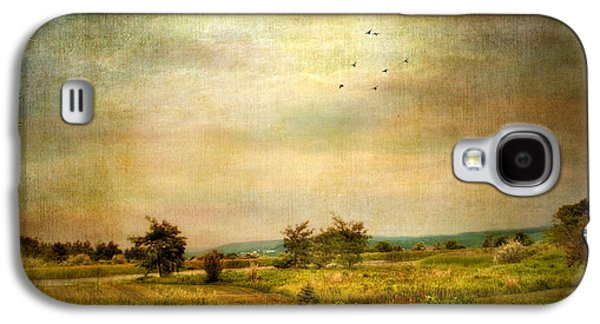 Vintage Valley View Galaxy S4 Case by Jessica Jenney