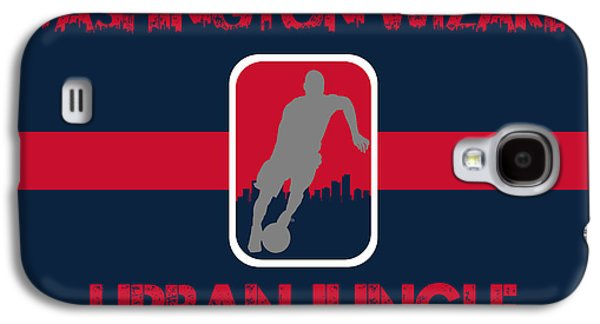 Wizard Photographs Galaxy S4 Cases - Washington Wizards Galaxy S4 Case by Joe Hamilton