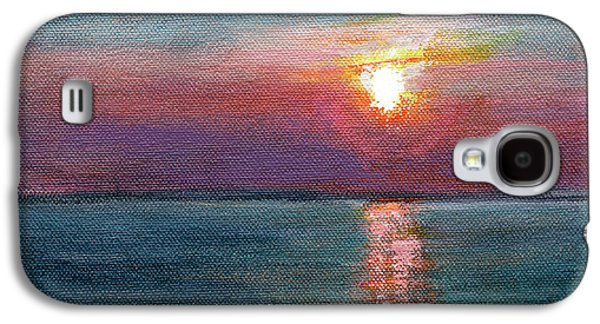 Sun Galaxy S4 Cases - RCNpaintings.com Galaxy S4 Case by Chris N Rohrbach