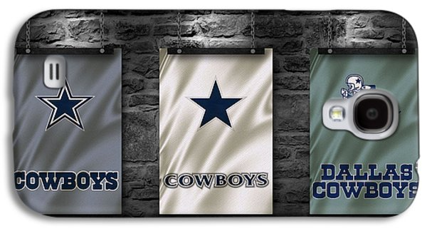 Cowboy Photographs Galaxy S4 Cases - Dallas Cowboys Galaxy S4 Case by Joe Hamilton