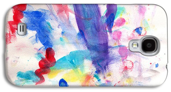 4th July Paintings Galaxy S4 Cases - 4th of July Galaxy S4 Case by Brandon