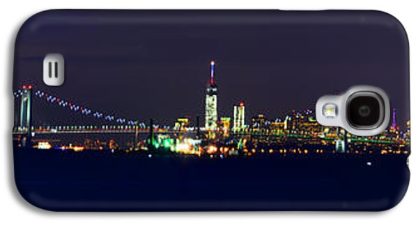 4th July Galaxy S4 Cases - 4th of July New York City Galaxy S4 Case by Raymond Salani III