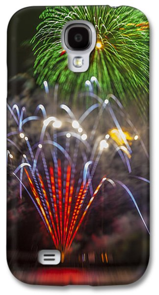 4th Of July Through The Lens Baby Galaxy S4 Case by Scott Campbell