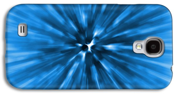 Digital Galaxy S4 Cases - Abstract blur Galaxy S4 Case by Kirsty Pargeter