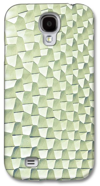 Cardboard Galaxy S4 Cases - Abstract pattern Galaxy S4 Case by Tom Gowanlock