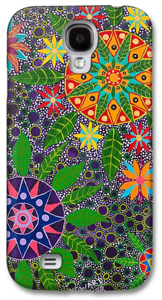 Ayahuasca Vision Galaxy S4 Case by Howard Charing