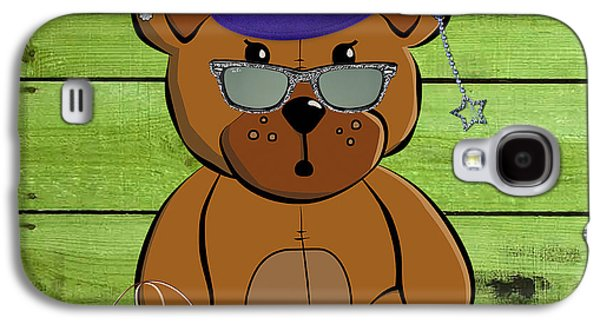 Baby Bear Collection Galaxy S4 Case by Marvin Blaine