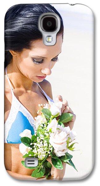 Contemplative Photographs Galaxy S4 Cases - Broken Heart Galaxy S4 Case by Ryan Jorgensen
