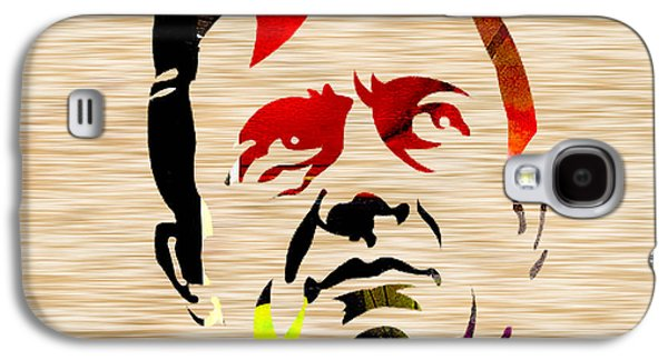 Johnny Cash Galaxy S4 Case by Marvin Blaine