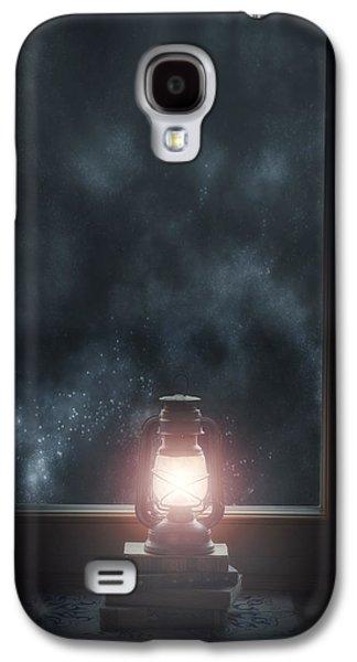 Ledge Galaxy S4 Cases - Lantern Galaxy S4 Case by Joana Kruse