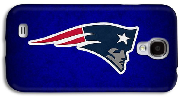 New England Galaxy S4 Cases - New England Patriots Galaxy S4 Case by Joe Hamilton