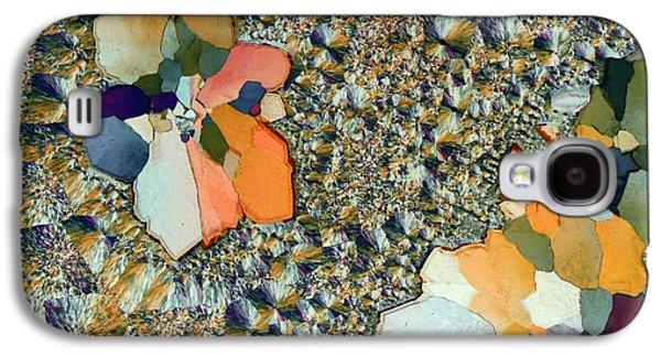 Recently Sold -  - Abstract Nature Galaxy S4 Cases - Ocean Jasper Galaxy S4 Case by Bernardo Cesare