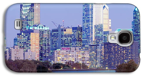 Business Galaxy S4 Cases - Philadelphia Pennsylvania Usa Galaxy S4 Case by Panoramic Images