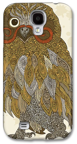 Illustration Photographs Galaxy S4 Cases - Print Galaxy S4 Case by Valentina