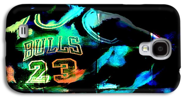 Nike Digital Galaxy S4 Cases - 5 Seconds Left Galaxy S4 Case by Brian Reaves