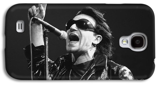 U2 - Bono Galaxy S4 Case by Front Row  Photographs