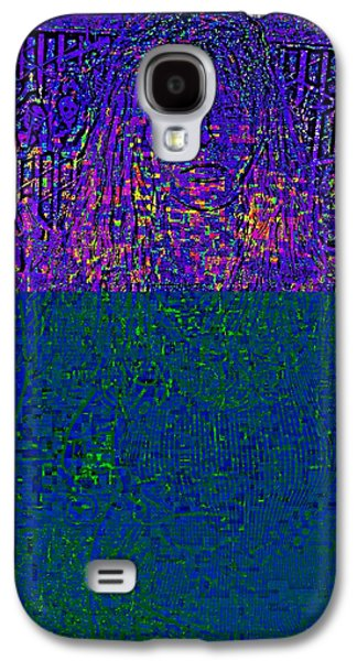 Digital  Art Galaxy S4 Case by HollyWood Creation By linda zanini