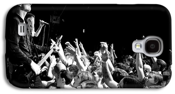 Livemusic Photographs Galaxy S4 Cases - Untitled Galaxy S4 Case by Chiara Corsaro