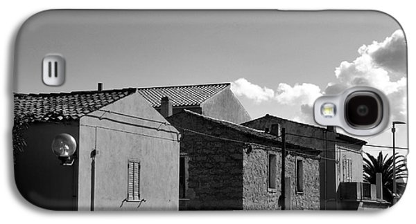 Architectur Galaxy S4 Cases - Arzachena houses Galaxy S4 Case by Giuseppe Cocco