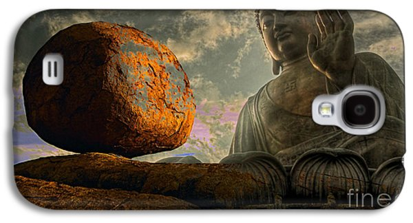 Yang Galaxy S4 Cases - Balance Galaxy S4 Case by Marvin Blaine