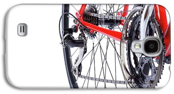 Bicycle Rear Gears Galaxy S4 Case by Science Photo Library