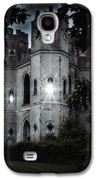 Creepy Galaxy S4 Cases - Castle Galaxy S4 Case by Joana Kruse
