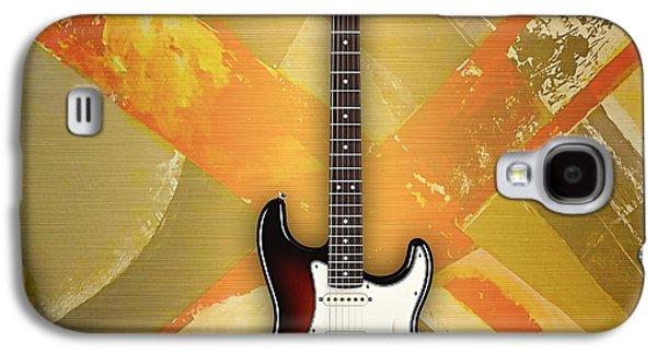 Fender Stratocaster Collection Galaxy S4 Case by Marvin Blaine