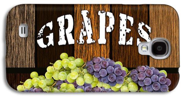 Grape Farm Galaxy S4 Case by Marvin Blaine