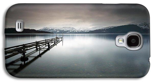 Business Decor Galaxy S4 Cases - Loch Lomond Galaxy S4 Case by Grant Glendinning