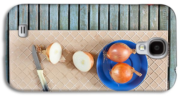Vinegar Galaxy S4 Cases - Onions Galaxy S4 Case by Tom Gowanlock