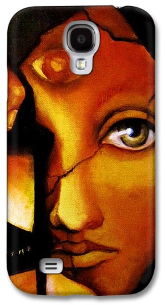 Mystic Art Galaxy S4 Cases - The Seeker Galaxy S4 Case by Dalgis Edelson