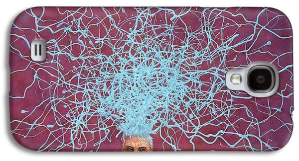 Self Galaxy S4 Cases - 60 Watts Galaxy S4 Case by James W Johnson