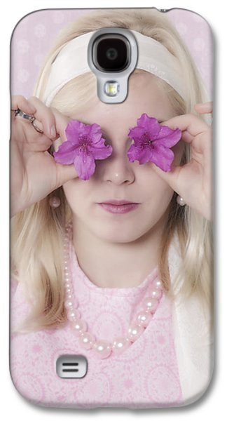 Studio Photographs Galaxy S4 Cases - 60s Galaxy S4 Case by Joana Kruse