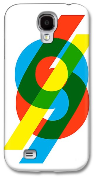 Colors Digital Galaxy S4 Cases - 69 Galaxy S4 Case by Budi Kwan
