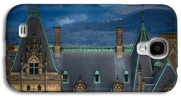 Asheville Galaxy S4 Cases - Biltmore Estate Galaxy S4 Case by Doug Sturgess