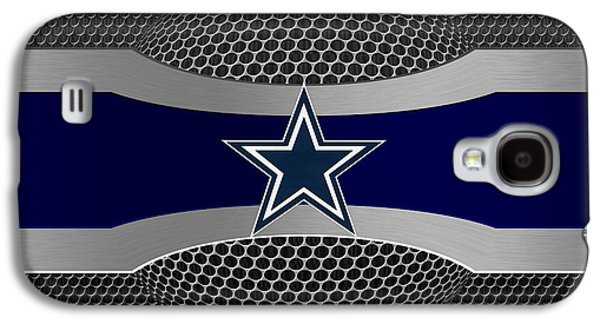 Sports Photographs Galaxy S4 Cases - Dallas Cowboys Galaxy S4 Case by Joe Hamilton