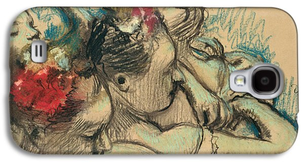 Dancers Galaxy S4 Case by Edgar Degas