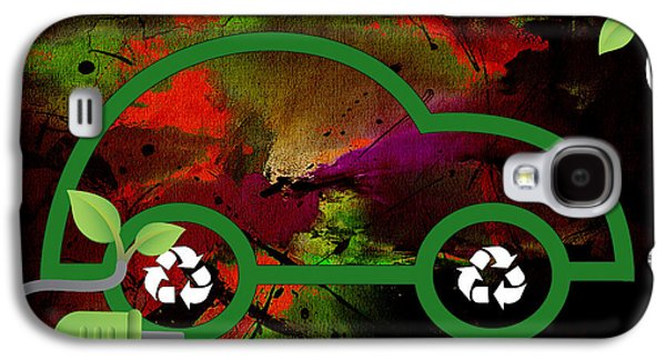 Eco Collection Galaxy S4 Case by Marvin Blaine
