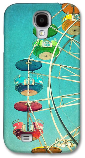 Ferris Wheel Galaxy S4 Case by June Marie Sobrito