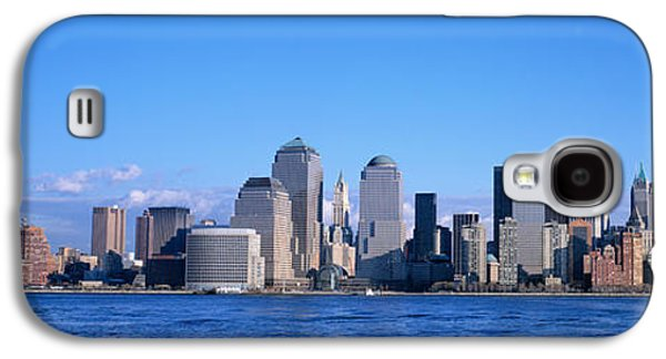 Business Galaxy S4 Cases - Nyc, New York City New York State, Usa Galaxy S4 Case by Panoramic Images