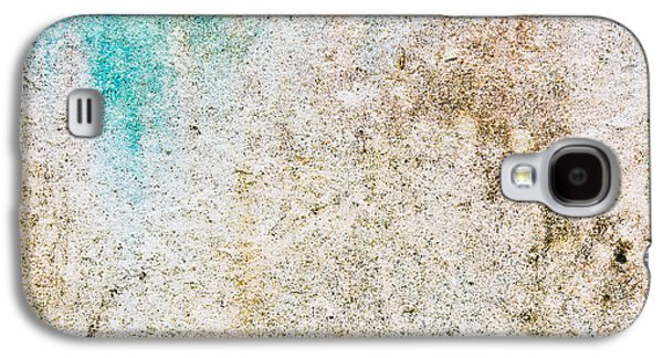 Flooring Galaxy S4 Cases - Stone background Galaxy S4 Case by Tom Gowanlock