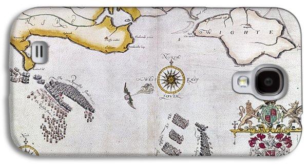 Spanish Armada, 1588 Galaxy S4 Case by Granger